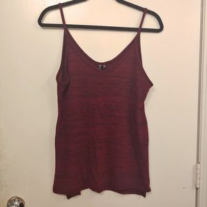 Red Cotton On tank top